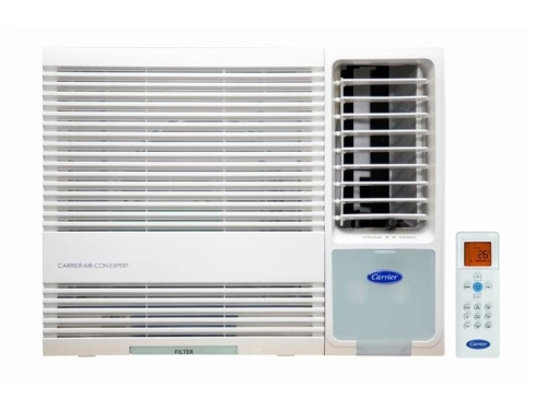 Carrier CHK07EPE 3/4 HP Window Type Air-Conditioner (Remote control)