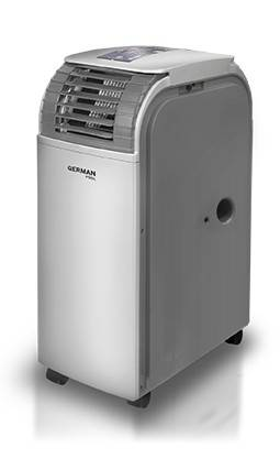 German Pool PAC-10P 1HP Portable Air Conditioner (Heating & Cooling)