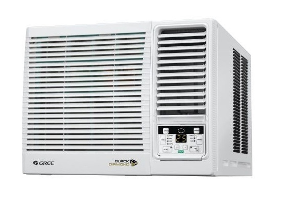 Gree G2007BR 3/4HP Window Air-Conditioner (Remote Control)