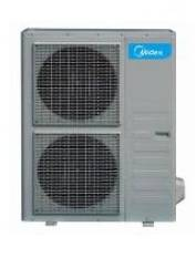 Midea MCD-48HRFN1-Q 5HP Split Cassette-Type Air-Conditioner (Inverter Cooling & Heating)