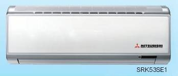 Mitsubishi Heavy SRK53SE1 2HP Wall-mount-split Air-Conditioner (Cooling)