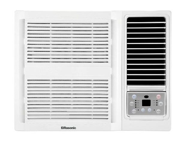 Rasonic RC-X9H 1.0HP Window Air Conditioner (Remote Control)