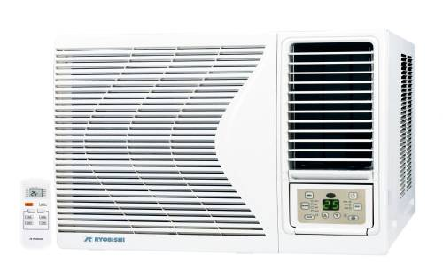 Ryobishi RB-24CB 2.5HP Window Air-Conditioner (Remote Control)