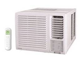 Toshiba RAC-H09FR 1HP Window Air-Conditioner (Dehumidifying and LED Remote Control Series)