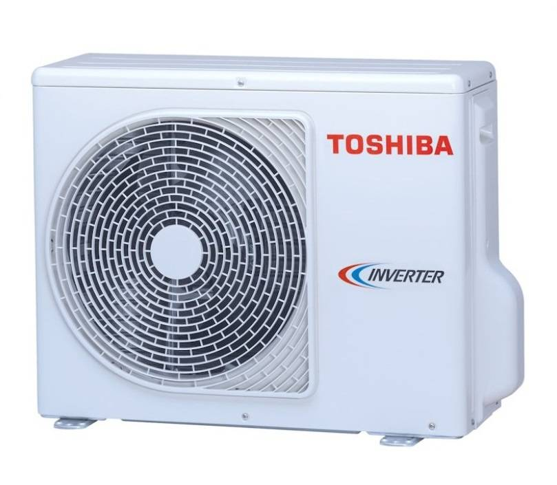 Toshiba RAS-10N3KV-HK1 1HP Wall-mount-split Air-Conditioner (Inverter Heating&Cooling)