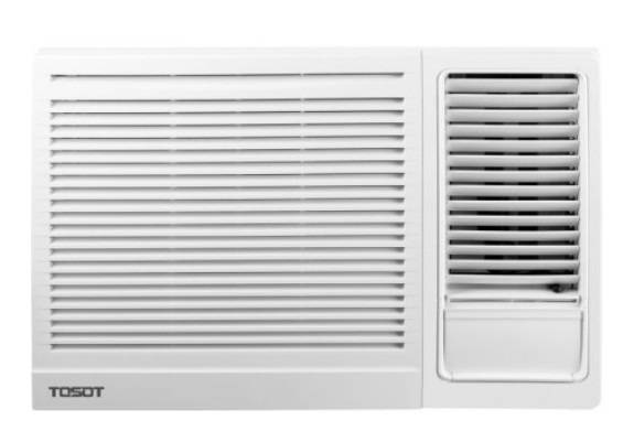 TOSOT W07M3A 3/4 HP Window Air-Conditioner