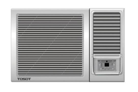 TOSOT W12R30 1.5HP Window Air-Conditioner (Remote Control)