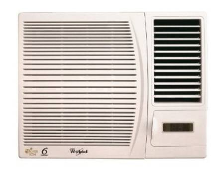 Whirlpool AWA07510R 3/4HP Window Air Conditioner with Remote