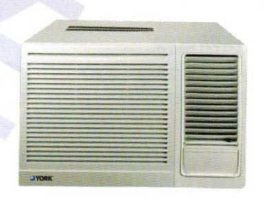 York YC-7GB 3/4 HP Window-Type Air-Conditioner