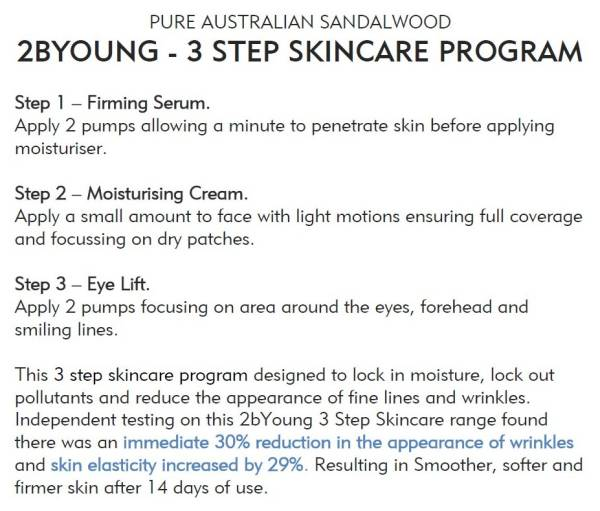 2bYoung Anti-aging Firming Serum (30mL)