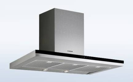 "German Pool GPR-I900L 36"" Chimney-Type Rangehood (Made In Europe)"