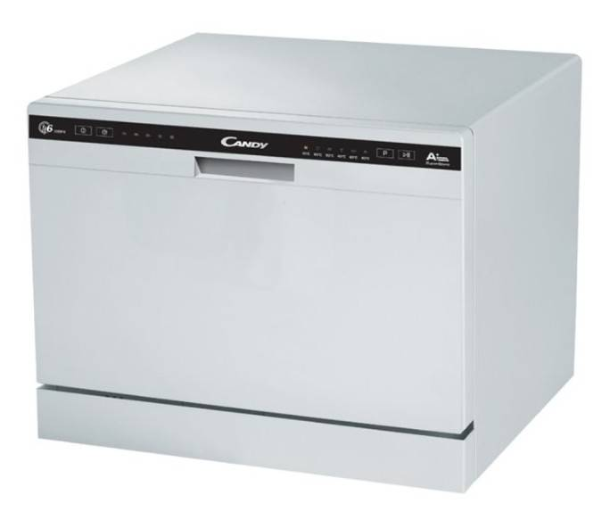 Candy CDCP6/E 6-set Dishwasher (Table-top)