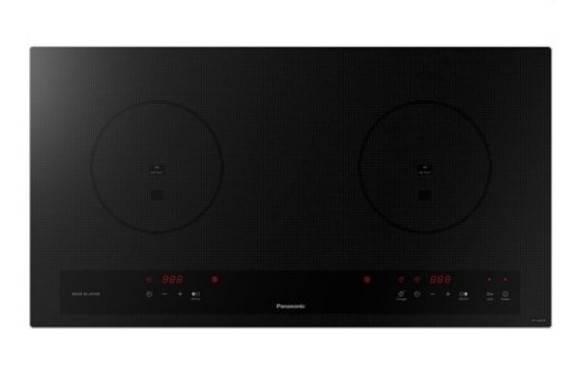 Panasonic KY-A227E 2800W Double-Burner Built-in Induction Cooker