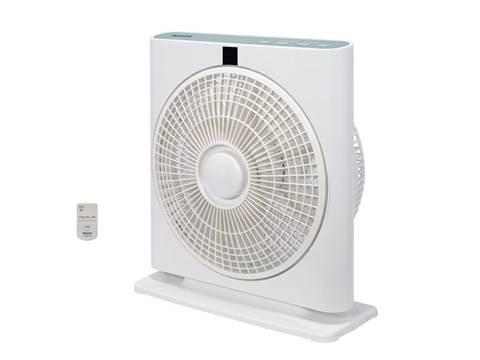 "Panasonic F-30SDH 12"" Box Fan with Remote Control"