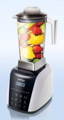 German Pool PRO-15 Professional High-Speed Food Processor