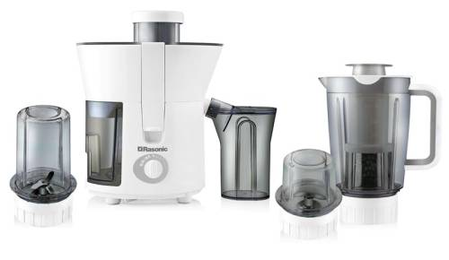 Rasonic RJB-J51G 5-in-1 Juicer & Blender