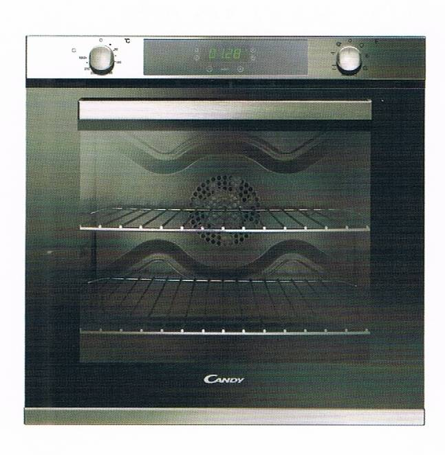 Candy FCXP615X 78-litre Built-in Oven