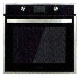 CRISTAL SMART 78-litre Built-in Oven (Made in Europe)