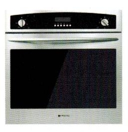 CRISTAL WAVE 58-litre Built-in Oven