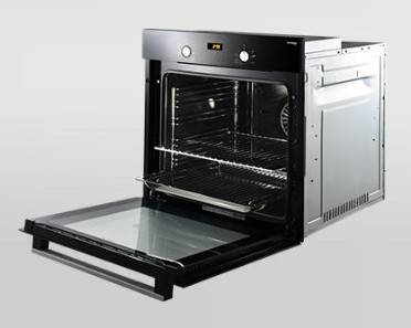German Pool EVA-287 87-Litre Built-in Oven (Made in Europe)