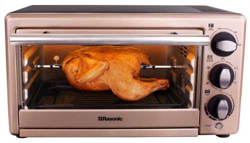Rasonic REN-GLM21 21-Litre Electric Oven