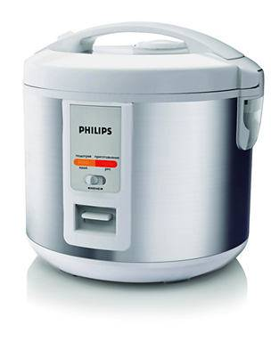 Philips HD3029/52 1.8-Litre Congee/Rice Cooker