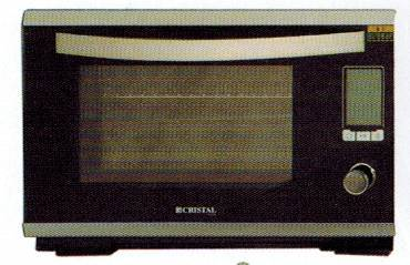 Cristal C-30GXP 28-Litre Steam Oven with Convection & Grill