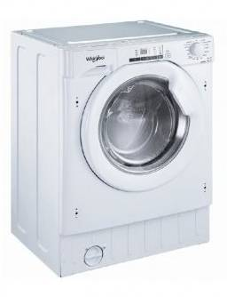 Whirlpool BWPR75210 7kg(wash)/5kg(dry) 1200rpm Front-Loading Washer-Dryer (Build-In model)