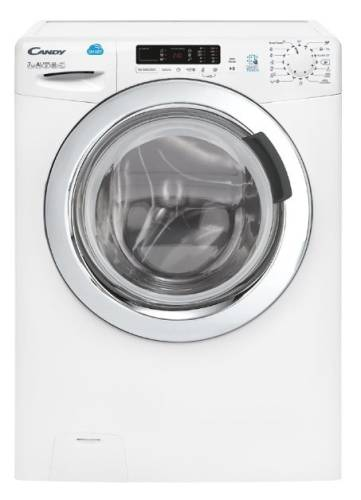 Candy CSV41472D3/1-UK 7kg 1400rpm Slim Front-Loading Washer