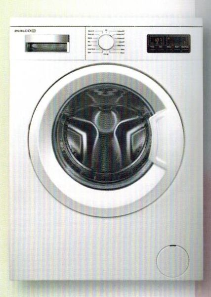 Philco PV608S 6kg 800rpm Slim Front-Loading Washer