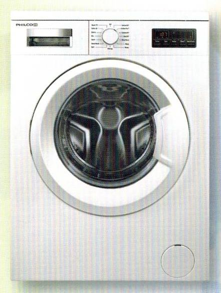 Philco PV810DX 8kg 1000rpm Front-Loading Washer