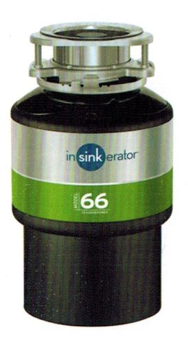 inSinkerator M66 0.65HP Waste Disposer (Made in USA)