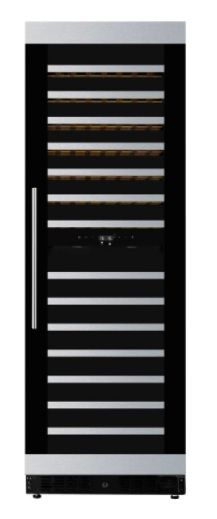 AAVTA AWC123D 123-bottle Dual-zone Wine Cooler