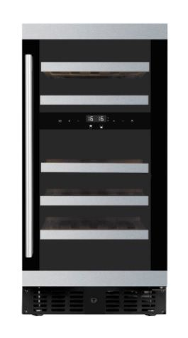 AAVTA AWC34D 28-bottle Dual-zone Wine Cooler