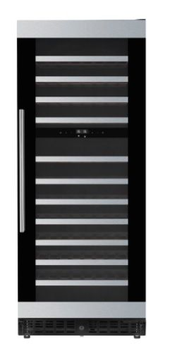 AAVTA AWC99D 99-bottle Dual-zone Wine Cooler