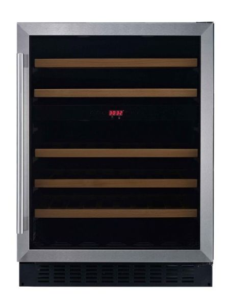 White-Westinghouse WC45DIX 45-Bottle Dual Zone Wine Cellar
